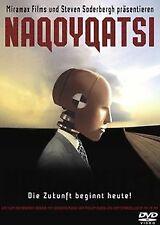 Naqoyqatsi von Godfrey Reggio | DVD | Zustand gut