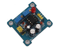 NE555 Duty Cycle and Frequency Adjustable Module DIY Kit Pulse Generator