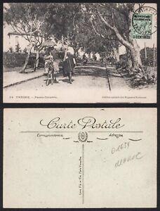Morocco Agencies 1920 - Postcard Tangier D1164