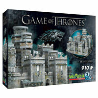 Game of Thrones: Winterfell 910pc 3D Jigsaw Puzzle