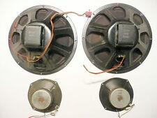 """WURLITZER 3500 -Tested & Working - 4-SPEAKER SYSTEM -- 2-12"""" / 2 - 6"""""""
