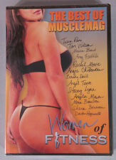 Women of Fitness - Best of MuscleMag Swimsuit Model DVD