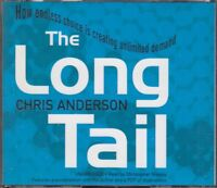 Chris Anderson The Long Tail 7CD Audio Book Endless Choice Unlimited Demand