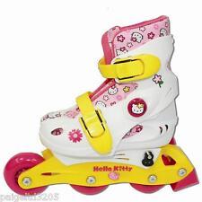 Sanrio Hello Kitty 2 in 1 Skate - Pink  J6-J9