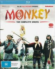 Monkey The Complete Series Blu-ray Collection Reg B