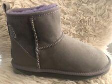 Clearance -  mini classic short UGG - grey/purple -  EUR 36