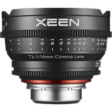 Rokinon XEEN 14mm T3.1 Professional Cine Lens for PL Mount