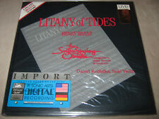Henry Brant LITANY of TIDES George Cleve Daniel Kobialka RARE SEALED NEW 140g LP