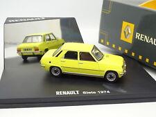 Norev 1/43 - Renault Siete 7 1974 Jaune