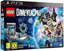 Warner Bros LEGO Dimensions Starter Pack PlayStation 3