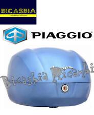 9426 - BAULETTO POSTERIORE BLU CELESTE 260/A PIAGGIO VESPA 50 125 150 PRIMAVERA