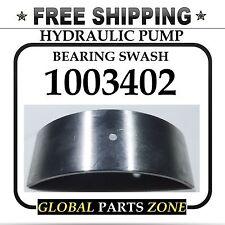 NEW HYDRAULIC PUMP BEARING SWASH for Caterpillar 1003402 100-3402 FREE DELIVERY!