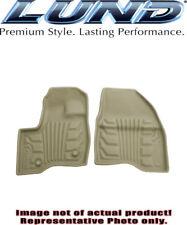 Lund 283071-T Catch-It Custom Floormat-Front Only 09-12 Dodge Ram Truck Tan