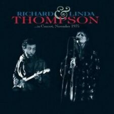 Richard And Linda Thompson - Live In Concert 1975 CD