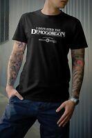 Stranger Things Tshirt Demogorgon Inspired Dungeons and Dragons Design