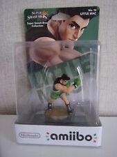 Amiibo Super Smash Bros. nr. 16 Little Mac - NUOVO E CONFEZIONE ORIGINALE