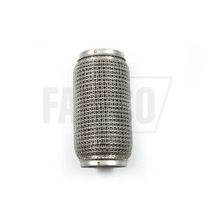 """76MM - 90MM 4"""" 6"""" 8"""" Long Premium Soft Flexi Exhaust T304 Stainless Steel 3"""""""