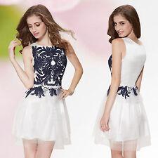 Mesh Cocktail Short/Mini Dresses