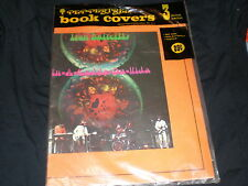 Iron Butterfly/BeeGees/Rascals BOOK COVERS VINTAGE Peppertree