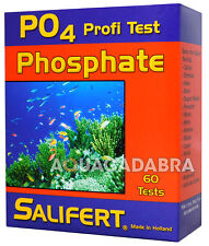 Salifert Phosphate Po4 Profi Test Kit Marine Reef Aquarium Fish Tank No3