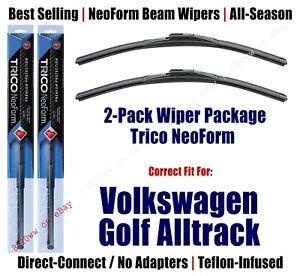 2-Pack Premium NeoForm Wipers fits 2017+ Volkswagen Golf Alltrack - 161813x2