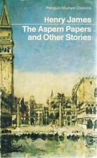 The Aspern Papers And Other Stories by James Henry - Book - Paperback