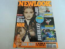 • Newlook N°181 1998 Cameron Diaz Zara White erotic nues nude sexy hot girls •