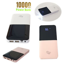 POWERBANK 10000 MAH PORTATILE CARICA BATTERIE RICARICA RAPIDA MICRO USB LD-9084