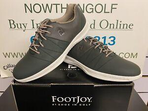 Footjoy Contour Golf Shoes 54070 (Navy) UK 10 Medium
