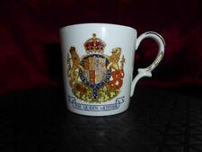 Vintage QUEEN ELIZABETH QUEEN MOTHER 80th Birthday MUG/CUP Aynsley 80 Royal Ware