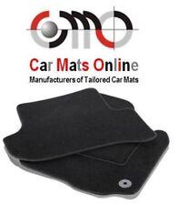 solo SEAT Alhambra fronti 2000-2010 Classic Su Misura Nero Tappetini Per Auto