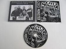 CIVIC MONSTER s/t debut same CD 1996 MEGA RARE OOP ORIGINAL 1st PRESSING!!!