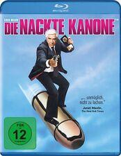 DIE NACKTE KANONE (Leslie Nielsen, George Kennedy) Blu-ray Disc NEU+OVP