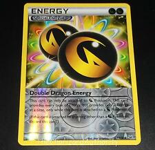 Double Dragon Energy 97/108 XY Roaring Skies REVERSE HOLO Pokemon Card NM