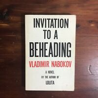 Invitation To A Beheading By Vladimir Nabokov Perigree PB 1959