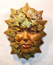 'Ivy' Green woman, lady Plaque by Summerisle, Greenman,wiccan,pagan