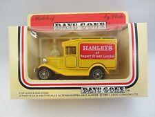 LLEDO  Days Gone  1934 Ford  Model  'A'  Van  Yellow  #13004 Hamleys  NIB (1)