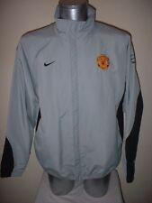 Manchester United Nike Jacket Adult L Football Soccer Shirt Top Training Coat