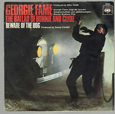 THE BALLADE OF BONNIE AND CLYDE - BEWARE OF THE DOG # GEORGIE FAME