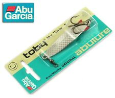 Cuiller Abu Garcia Toby C Silver 75 mm 20 grs