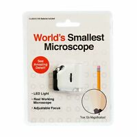Funtime W/S Microscope New Science Fun Experiment Gift Stocking Filler