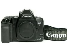 Canon EOS 3 35mm SLR Film Camera Body Only - Mint condition