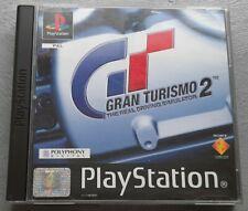 Jeu GRAN TURISMO 2 - Sony Playstation 1 (PS1) - Français (PAL) - Complet