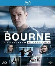 The Bourne Classified Collection Digibook Blu-ray 2016