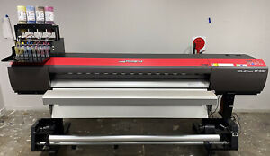 Roland XF-640 wide format printer. *Needs new heads*
