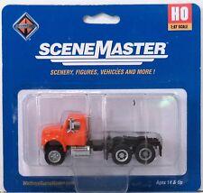 HO Scale Walthers SceneMaster 949-11183 International Dual Axle Semi Tractor