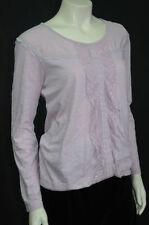 Street One Langarm Damenblusen, - tops & -shirts mit Rundhals-Ausschnitt