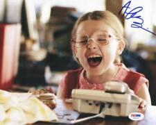 Abigail Breslin Little Miss Sunshine Signed Authentic 8X10 Photo PSA/DNA #U65531