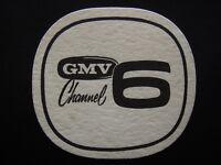 GMV CHANNEL 6 COASTER