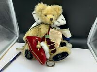 Hermann Teddy Bear 35 CM Limited Unbespielt. Top